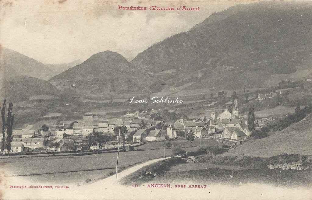0 - 10 - Ancizan près Arreau