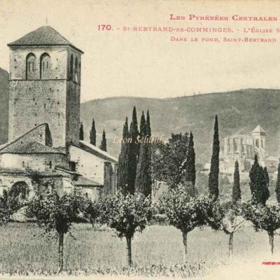 0 - 170 - St-Bertrand de Comminges - L'Eglise St-Just