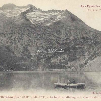0 - 22 - Le Lac d'Orédon et chemin du Cap de Long