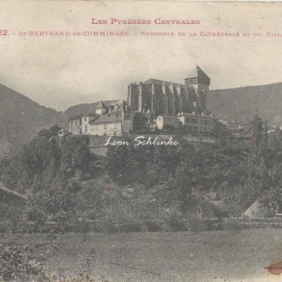 0 - 22 - St-Bertrand de Comminges - La Cathédrale