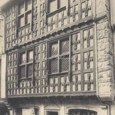 0 - 355 - La Vallée d'Aure - Arreau, une vieille maison