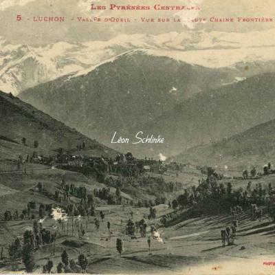 0 - 5 - Luchon - Vallée d'Oueil