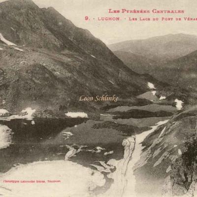 0 - 9 - Luchon - Les Lacs du Port de Vénasque