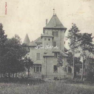 01-Sainte-Julie - Château de la Plaine-Robert (Ed. Varrel)