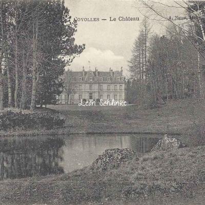 02-Coyolles - Le Château (A.Naten)