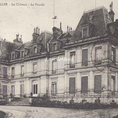 02-Coyolles - Le Château (J.B. edit)