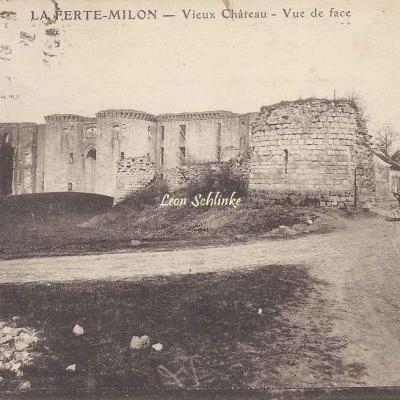 02-La Ferté-Milon - Vieux Château (A.Bréger)