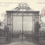 02-Leschelles - La Grille du Château (P.Dupré 3)
