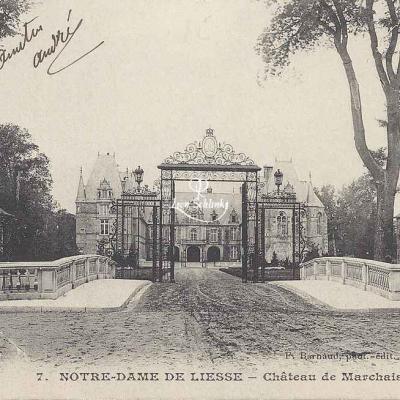 02-Notre-Dame-de-Liesse - Château de Marchais (Barnaud à Laon)