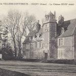 02-Oigny-en-Valois - Le Château (Lib. Bisse 350)