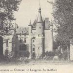 03-Agonges - Château de Laugères Saint-Marc (R.B.)