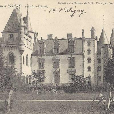 03-Autry-Issard - 2 - Château d'Issard (Phot. Bourgeois)