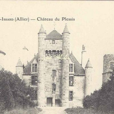 03-Autry-Issard - Château du Plessis (R.B.). Bourgeois)