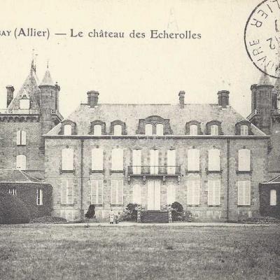 03-Bessay - Le Château des Echerolles (RB)