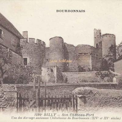 03-Billy - 1590 - Son Château-Fort (Idéal)