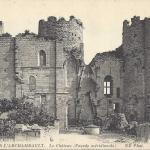 03-Bourbon-l'Archambault - 64 - Le Château (ND Phot)