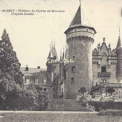 03-Busset - Château du Comte de Bourbon (LC 339)