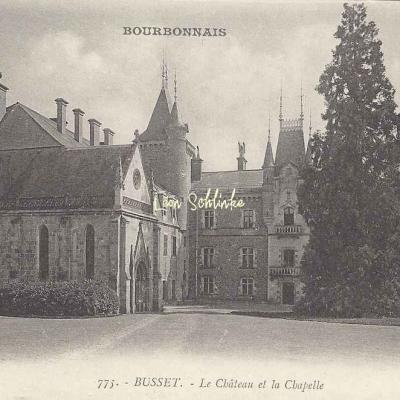 03-Busset - Le Château (Béguin 775)