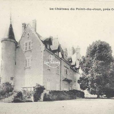 03-Cérilly - Château du Point-du-Jour (Hirondelle)