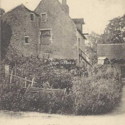03-Cérilly - L'ancien Château du Bouis (Ss édit.)