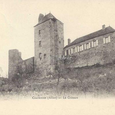 03-Chavroche - Le Château (Hugon à Lapalisse)