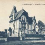 03-Chevagnes - Chalet Advenier (Combier)