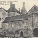 03-Echassières - 244 - Château de Beauvoir (B.L.M.A.)