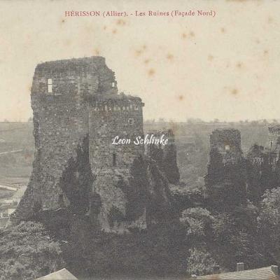 03-Hérisson - Les Ruines (H.Lalot)