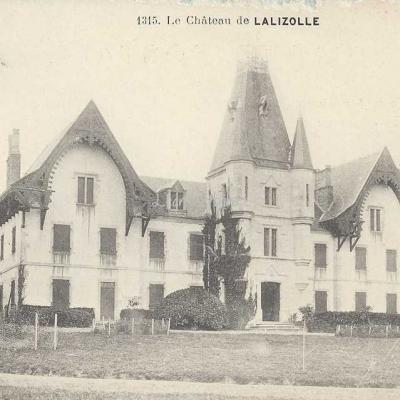 03-La Lizolle - 1315 - Le Château (VCD)