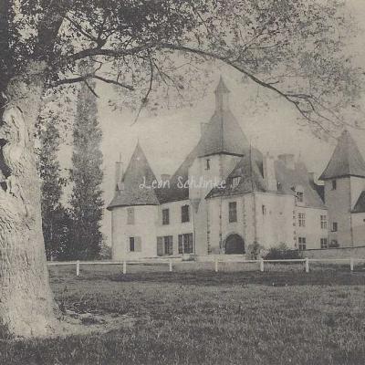 03-Liernolles - Château de la Forêt de Viry (Léopold)