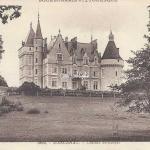 03-Marcenat - Château de Lonzat (Idéal, Vichy)