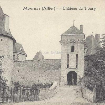 03-Montilly - Château de Toury (RB)