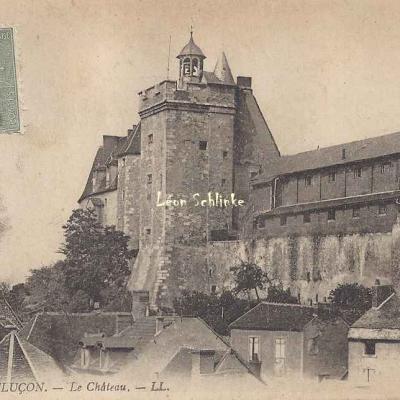 03-Montluçon - Le Château (LL 5)
