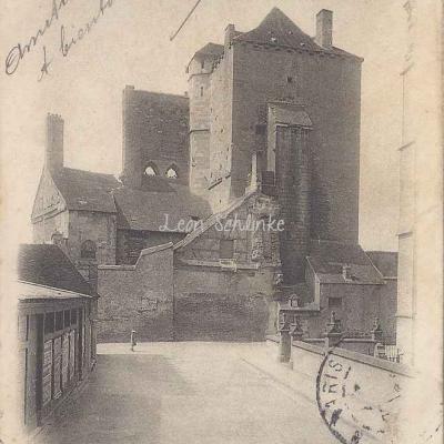 03-Moulins - Château des Ducs de Bourbon (ND 25)