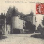 03-Nassigny - 190 - Château de Nassigny près Montluçon (Prot & Déchèt)