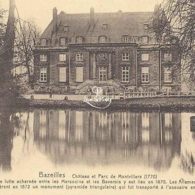 08-Bazeilles - Château de Montvillers (J.Winling à Charleville)
