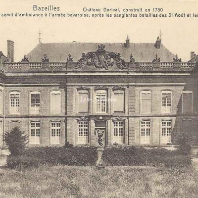 08-Bazeilles - Château Dorival (J.Winling)