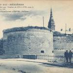 08-Mézières - Fortifications côté St-Julien (Ed. Floquet 247)