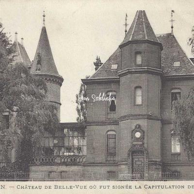 08-Sedan - 44 - Château de Belle-Vue - (LL)