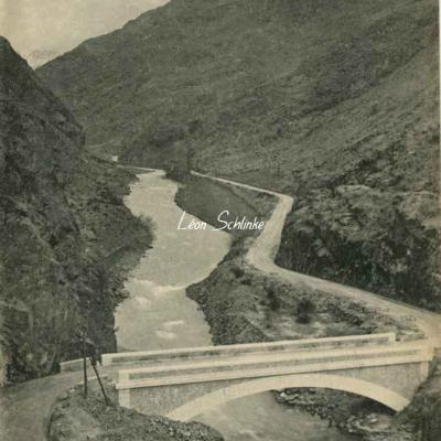 1 - 162 - Le Pont du Roy (frontière franco-espagnole)