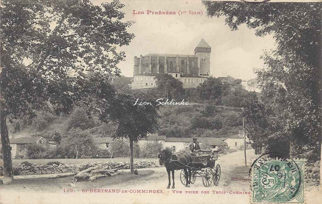 1 - 189 - St-Bertrand de Comminges aux Trois-Chemins