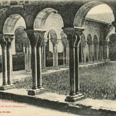 1 - 19 - Cloître de St-Bertrand