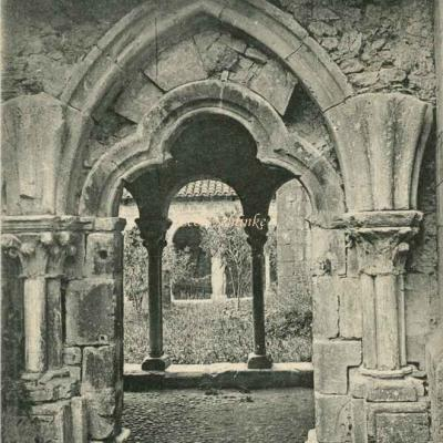 1 - 200 - St-Bertrand de Ciomminges, Porte ogivale du Clochert