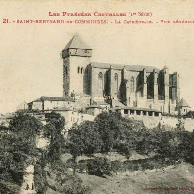 1 - 21 - St-Bertrand de Comminges - La Cathédrale
