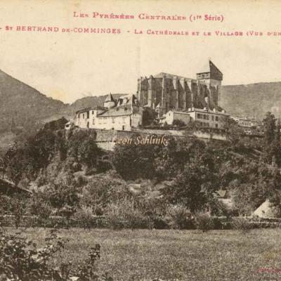 1 - 22 - St-Bertrand de Comminges, Cathédrale et Village