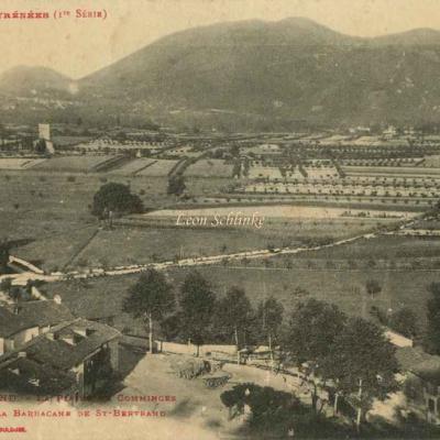 1 - 244 - St-Bertrand - La plaine de Comminges