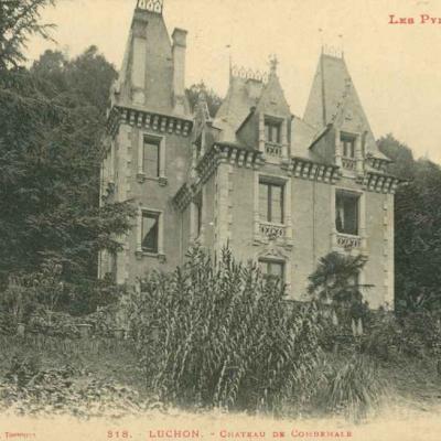 1 - 318 - Luchon - Château de Combemale