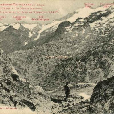 1 - 34 - Luchon, les Monts-Maudits