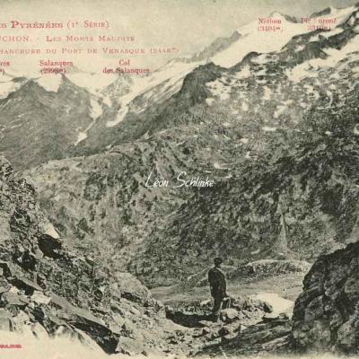 1 - 34 - Luchon - Les Monts Maudits