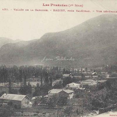 1 - 435 - Vallée de la Garonne - Bagiry près Saléchan